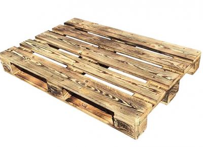Set de 4 europalets madera oscurecida DYDAYA