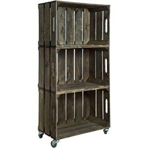Las estanterías y estantes de palets más originales